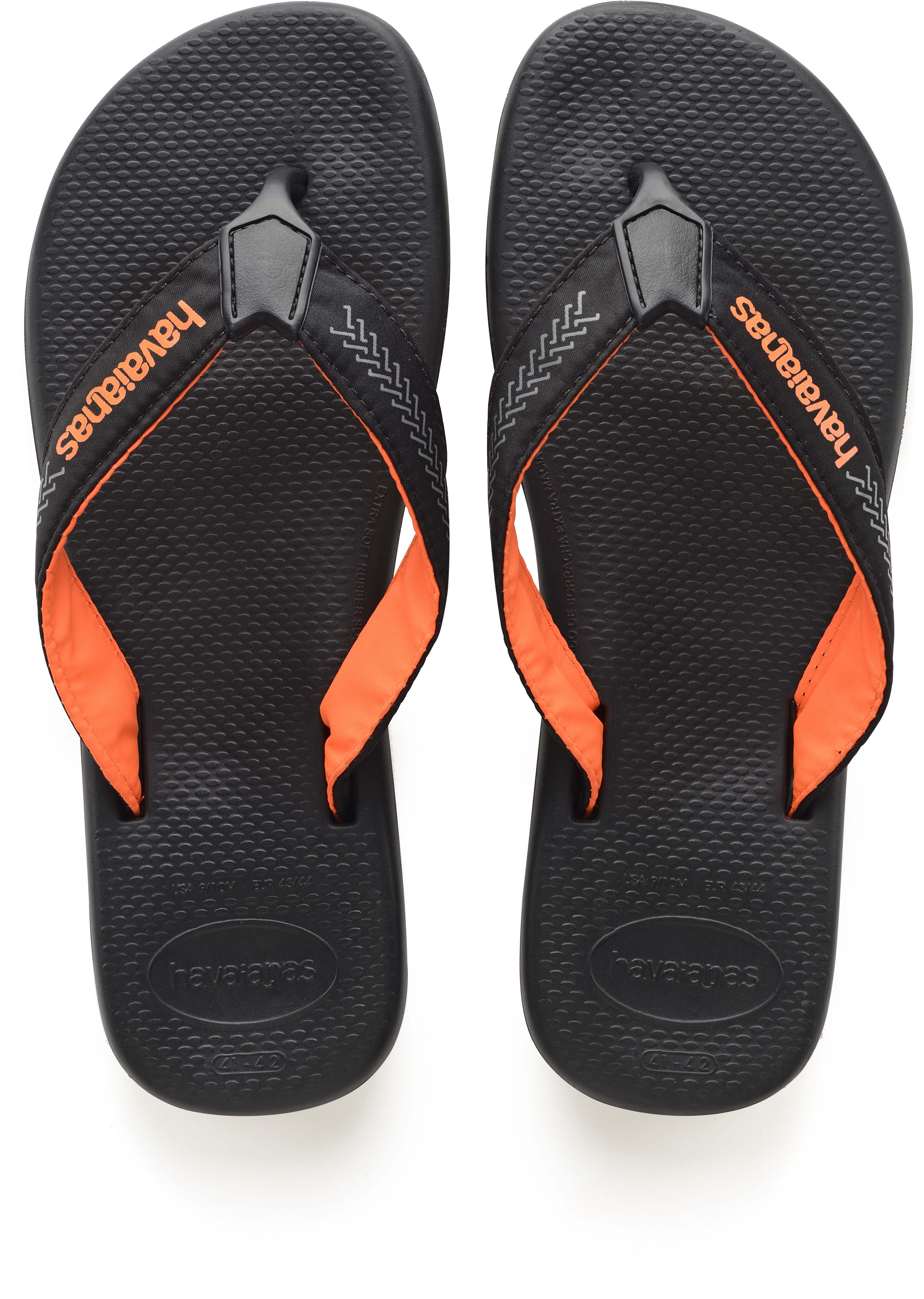 5b04ca42f268 havaianas Surf Pro Sandals Men black at Addnature.co.uk